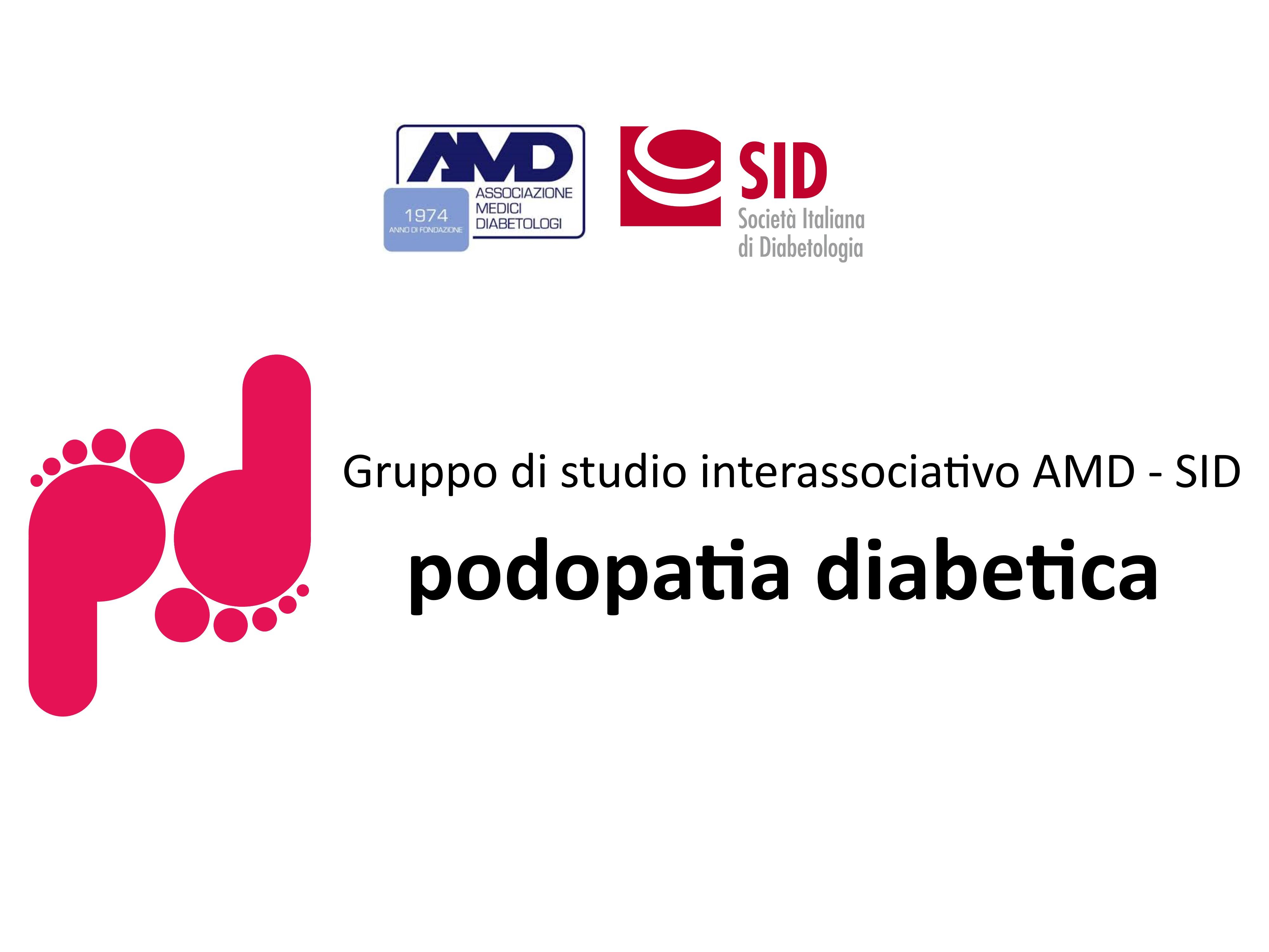 Podopatia Diabetica evidenza